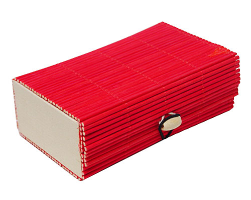Bamboobox middle red
