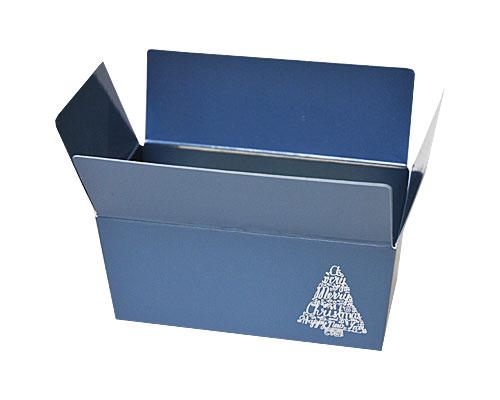 Ballotin Xmas 250 gr. sea blue