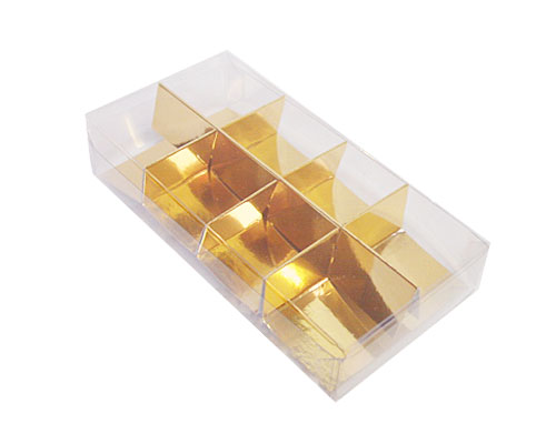 PVC box 8 division with divider included