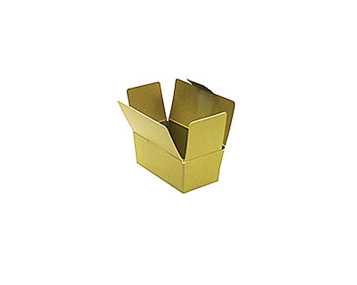 Box 2 choc with sideclosing, almond
