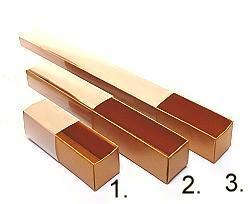 truffelbox 12 339x30x30mm coppertin
