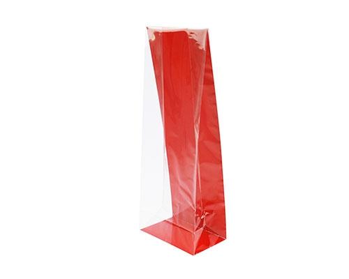 L-bag L117xW67/H305mm cardboard strawberry