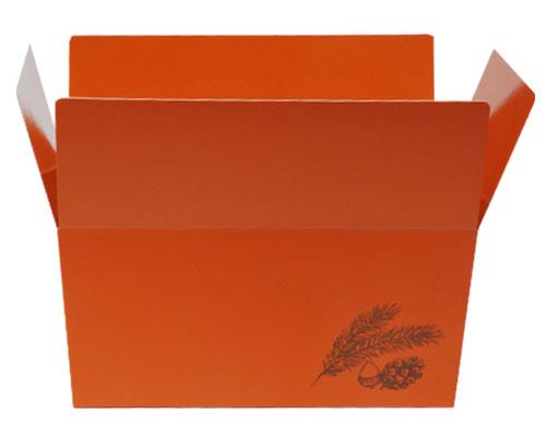 Ballotin Autumn figures 1000 gr sunset orange