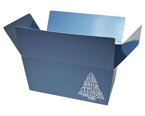 Ballotin Xmas 1000 gr. sea blue