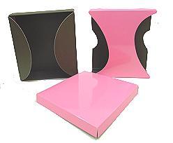 Box Dali large Duo Hollywood taupe pink